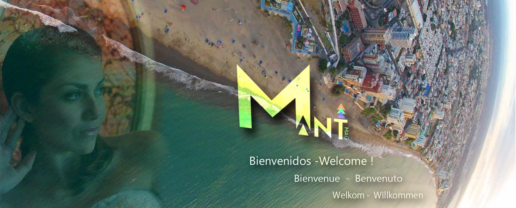 Bienvenidos – Welcome – Welkom a Manta, Ecuador!